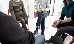 Group psychotherapist